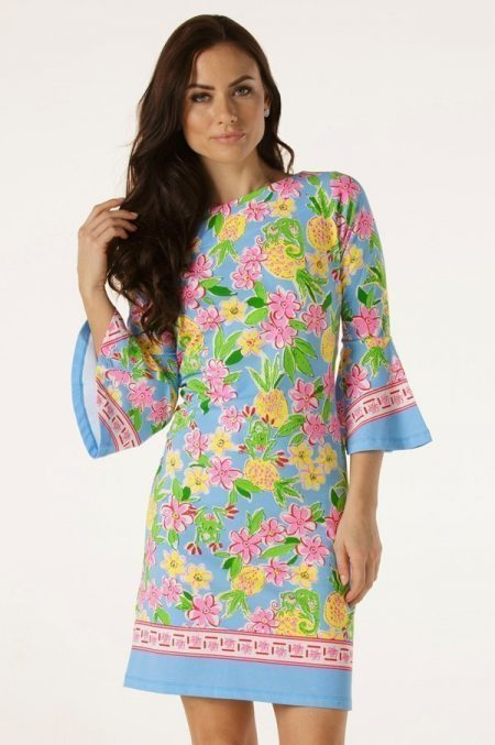 coqui-print-flounce-sleeve-knit-jewel-neck-dress-peri-31a31