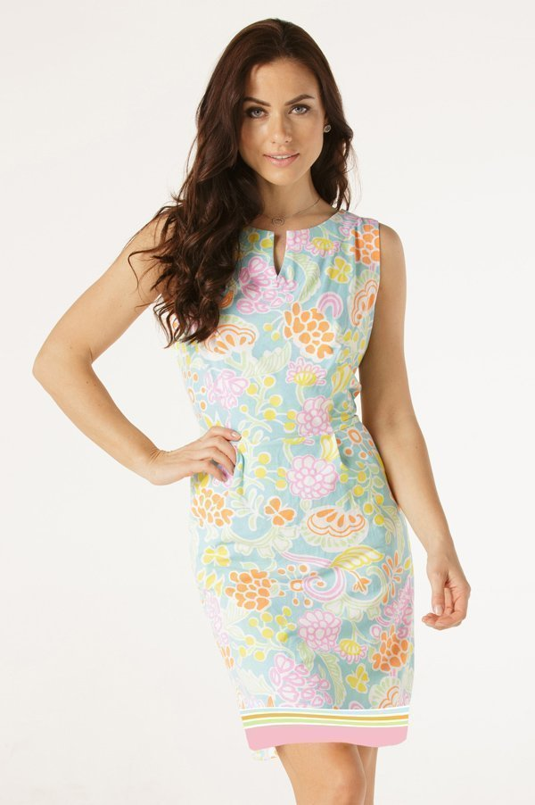 molina-print-sleeveless-boardwalk-dress-turq-lime-13a12